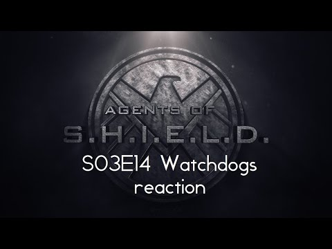 Agents Of SHIELD S05E14 Watchdogs Reaction