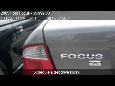 2005 Ford Focus  – for sale in BOYNTON BEACH, FL 33435