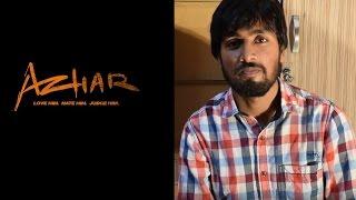 Nonton Azhar 2016 Emraan Hashmi Prachi Desai Nargis Fakhri Lara Dutta Film Subtitle Indonesia Streaming Movie Download