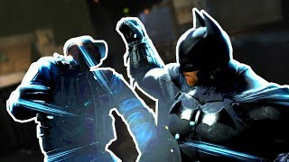 In this episode of our Batman Arkham Origins gameplay & walkthrough, we are forced with the task of breaking and entering into the GCPD Police Station to find the server room! We need to hack and find information on our enemies!--Welcome to Batman Arkham Origins Gameplay & Walkthrough! Batman Arkham Origins is a new series I'm starting on my channel because I want to complete not only ALL the batman games, but also many other super hero games! I decided to start our gameplay with Batman Arkham Origins because that is the first in chronological order! I would like to get all caught up on not only Batman Arkham Origins but all super hero games, namely because I want to be ready for when the newest games come out so I'm all caught up on the story and gameplay!--💙️ JOIN THE DISCORD!💙️https://discord.gg/ap4xvwT💙️Become a Patreon!💙️https://www.patreon.com/BeautifulOB💙️BUY T-SHIRTS & MORE!💙️teespring.com/BeautifulOB--Buy Batman Arkham Origins on Steam:http://store.steampowered.com/app/209000/Batman_Arkham_Origins/Batman Arkham Origins Gameplay And Walkthrough Playlist:--Batman Arkham Origins has the type of gameplay that keeps the player wanting more! The fighting mechanics make the gameplay of Batman Arkham Origins super satisfying and really engaging. The engaging gameplay provided by Batman Arkham Origins is something that holds true for all batman games! I'm excited to be bringing the full batman game series to the channel and happy to be starting with our Batman Arkham Origins gameplay!Batman Arkham Origins Steam Description of Gameplay:Batman™: Arkham Origins is the next installment in the blockbuster Batman: Arkham videogame franchise in our Gameplay of Batman Arkham Origins Walkthrough. Developed by WB Games Montréal, the game features an expanded Gotham City and introduces an original prequel storyline set several years before the events of Batman: Arkham Asylum and Batman: Arkham City, the first two critically acclaimed games of the franchise. Taking place before