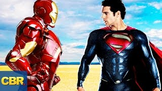Video 10 Marvel Heroes Who Could Demolish Superman MP3, 3GP, MP4, WEBM, AVI, FLV Juni 2017