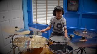 AJR - Weak (Drum Cover)