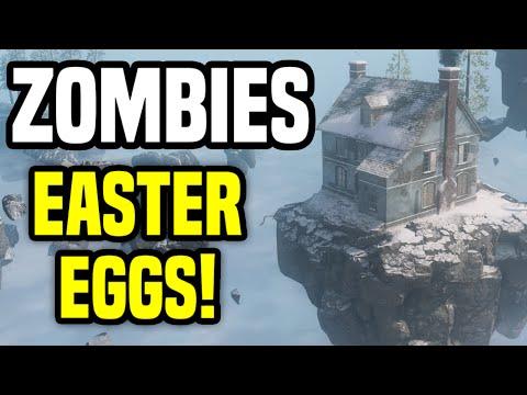 10 Easter Eggs ZOMBIE nel Multiplayer - Black Ops 3 Zombie Tutorial ITA