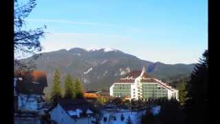 Predeal Romania  city images : PREDEAL - Bucegi Mountains Ski Resort - ROMANIA
