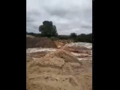 Enchente em Taperoá