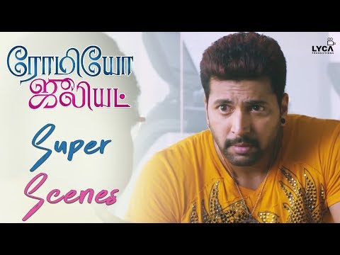 Hanshika Pretends To Commit Suicide - Romeo Juliet | Scene | Lyca Productions