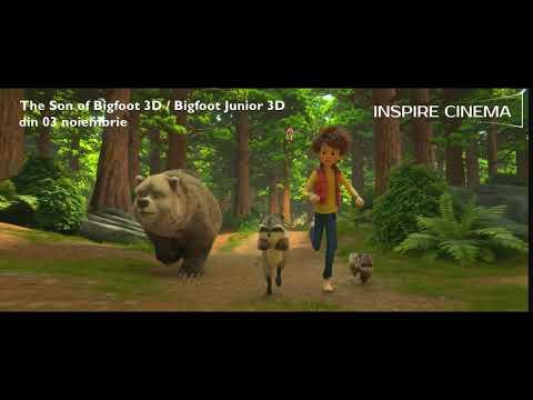 The Son of Bigfoot / Bigfoot Junior