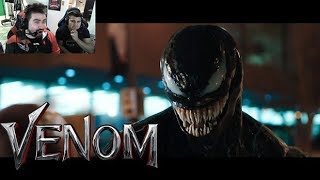 Video Venom Angry Trailer Reaction MP3, 3GP, MP4, WEBM, AVI, FLV Mei 2018