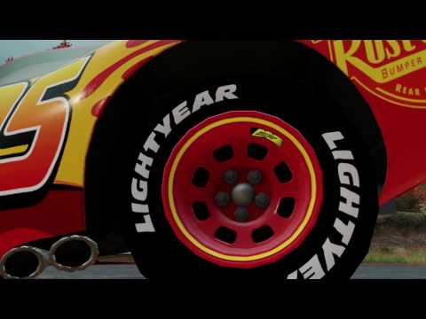 Lanzan Cars 3 en videojuego