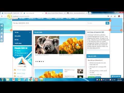 Hướng dẫn tạo block news slider website nukeviet