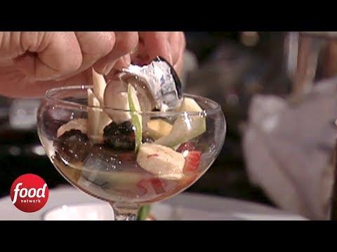 Iron Chef Gauntlet | Sushi Gelato | Food Network