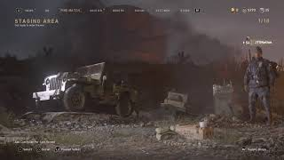 Call of Duty WWII Live Gameplay!! #PS4Live  #ThrowbackThursday