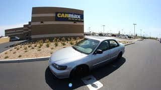 In today's video, we take the slammed pos Honda Accord to Carmax for an appraisal....JSR Stickers/Decals Here: https://endless-autosalon.myshopify.com/collections/jsr-carsOur P.O Box:Jake Ellis30724 Benton RD STE C-302 #423Winchester, CA 92596---------------------------------------------------------------------------Intro Song: DJ Khaled - Azizi Gibson