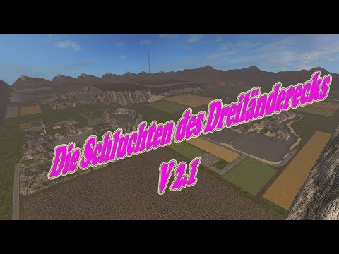 The gorges of the Dreilandereck v2.5.0.0