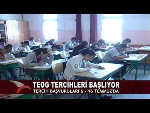 TEOG TERCİHLERİ BAŞLIYOR