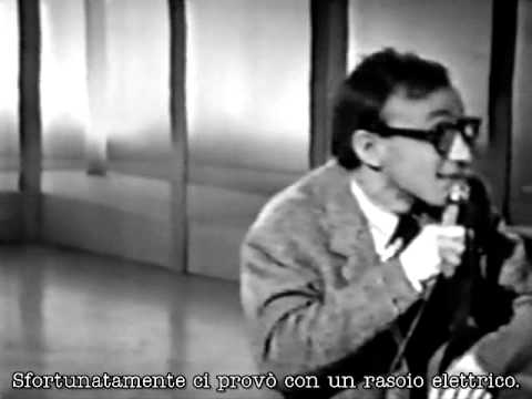 Woody Allen - Live on Granada TV