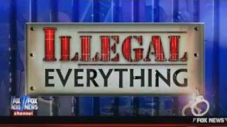 Illegal Everything.