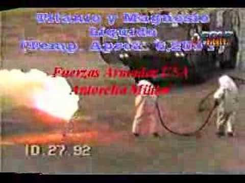 Cold-Fire 2 Titanio y Magnesio