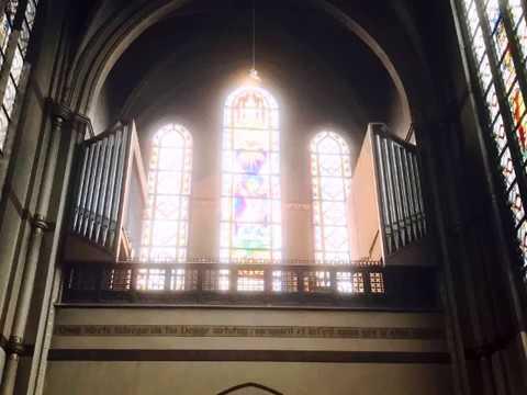 Communion Improvisation Orgue (sur Tierce en Taille élévation)