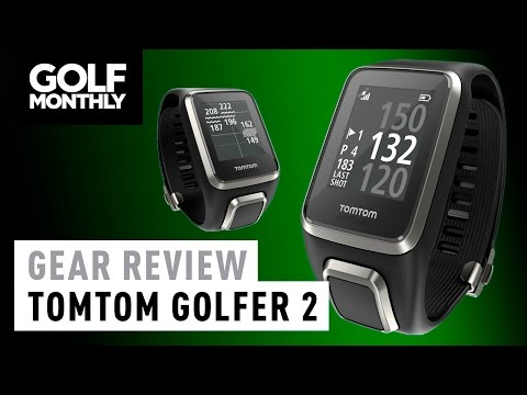 TomTom Golfer 2 GPS Watch Review