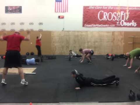 CrossFit of the Ozarks Sep 30,2014