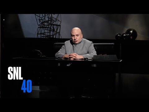Mike Myers Returns To SNL As Doctor Evil
