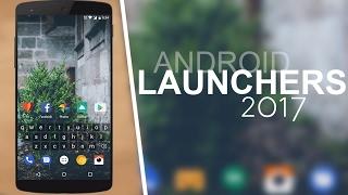 Video Top 6 Best Unique Android launchers 2017 MP3, 3GP, MP4, WEBM, AVI, FLV Agustus 2018