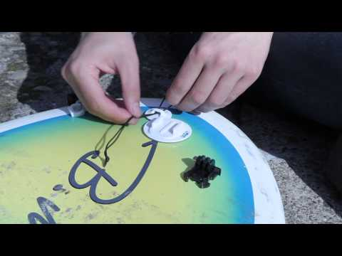 How-to: Mount your GoPro Hero 3 to your surfboard!