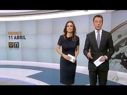 Titulares del día 11-04-2014 a las 21:00 (видео)