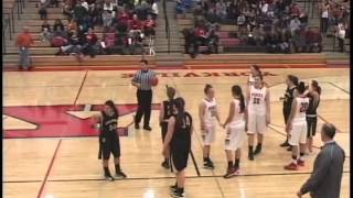 Yorkville (IL) United States  City pictures : High School Girls Basketball Yorkville, IL vs Sycamore, IL 1-10-14