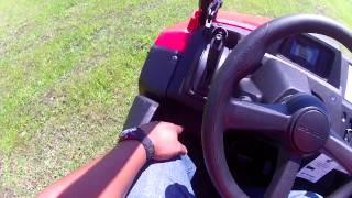 7. 2014 Honda Pioneer 700-4 Overview @ Cyclemax in Wilson