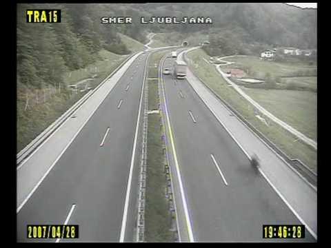 Norci na slovenskih avtocestah