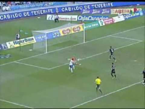 Tenerife 2 - 0 Xerez (Temporada 2009 - 10)