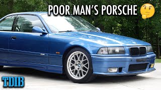 BMW E36 M3 VS Porsche 911 Carrera 993 - An Unlikely German Rivalry (But totally makes sense) by That Dude in Blue