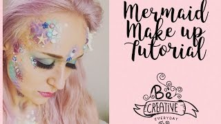 Mermaid Make Up Tutorial