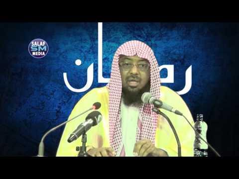 Isdultaag Axaadiithta Bisha Ramadaan ::: Sh Abdirahman Al-Ahdal (видео)