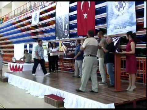 2011 Türkiye Kulüpler Şampiyonası Kapanış Töreni