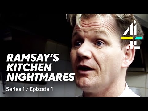 First Ever Episode of Kitchen Nightmares with Gordon Ramsay   Watch in Full