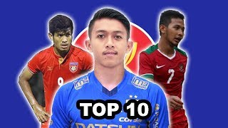 Video Top 10 Young Players (U21) In SouthEast Asia 2017/2018 (HD) MP3, 3GP, MP4, WEBM, AVI, FLV September 2018