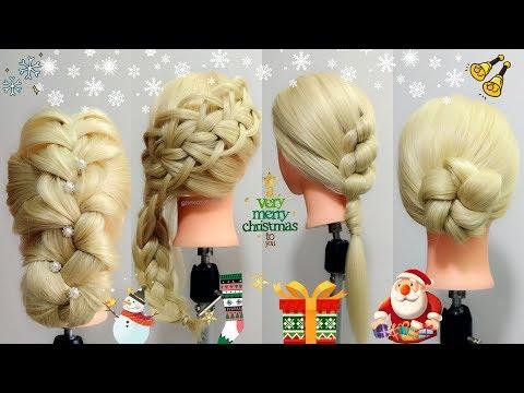 Peinados Recogidos para Fiestas Navideñas  Easy Updo Hairstyles by Belleza sin Limites