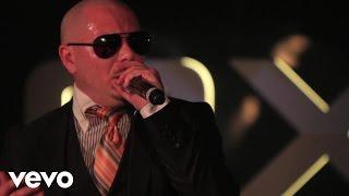 Pitbull - Bon Bon (Live at AXE Lounge)