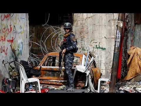'Ερευνες στην ανατολική Μοσούλη για αδρανείς πυρήνες του ΙΚΙΛ