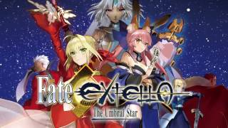 Fate/EXTELLA: The Umbral Star is out now for PS4 and PSVita!