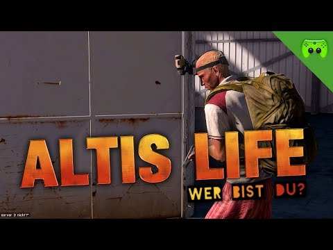 ALTIS LIFE # 29 - Wer bist du? «» Let's Play Arma 3 Altis Life | HD
