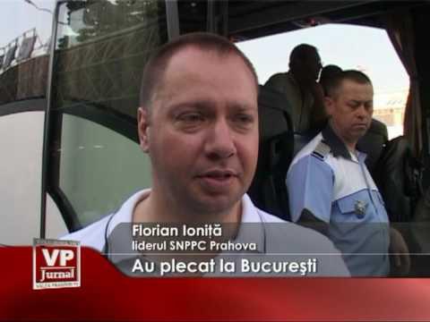Au plecat la Bucuresti