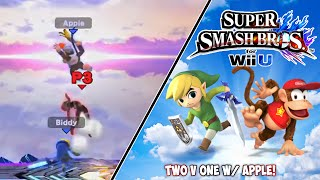Diddy/Toon Link 2v1 Session