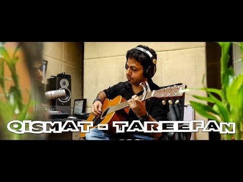 Tareefan and Qismat Fingerstyle Guitar Mashup - Mohit Dogra with Shravan Bane