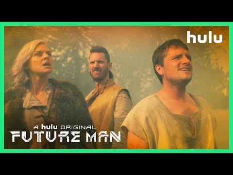 Future Man Season 3  - Trailer (Official) • A Hulu Original