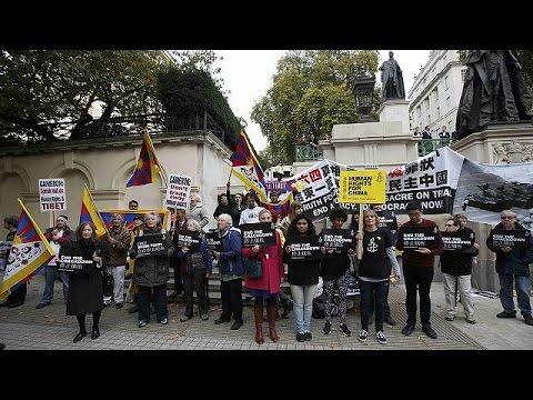 Η επίσκεψη Σι Τζινπινγκ στο Λονδίνο και το ζήτημα των ανθρωπίνων δικαιωμάτων στην Κίνα