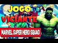 Jogo viciante gratuito - Marvel Super Hero Squad Online